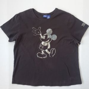 VINTAGE 90s Mickey Mouse T Shirt Womens 1X